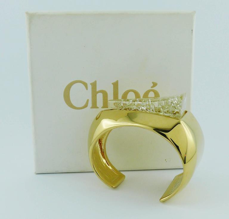 Chloé Cuff Bracelet 3