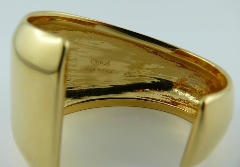 Chloé Cuff Bracelet 7