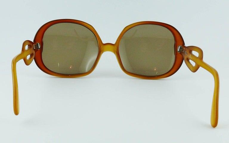 Christian Dior Vintage Sunglasses 5