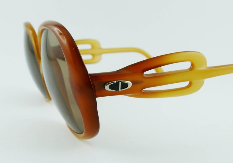 Christian Dior Vintage Sunglasses For Sale 2