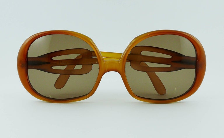 Christian Dior Vintage Sunglasses 6