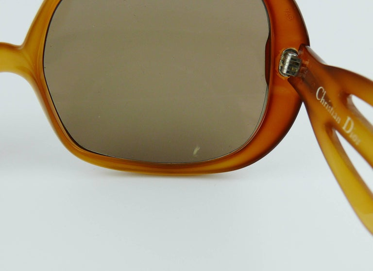 Christian Dior Vintage Sunglasses For Sale 5