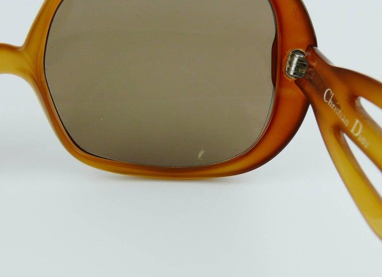 Christian Dior Vintage Sunglasses 10