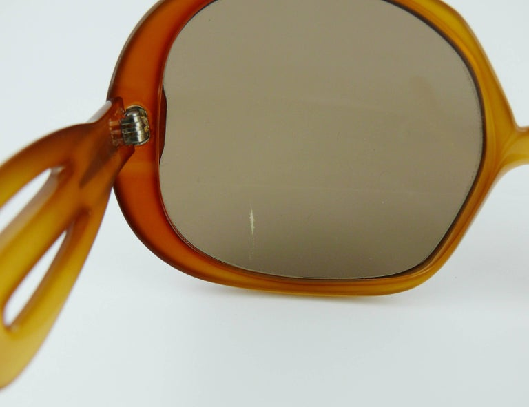 Christian Dior Vintage Sunglasses For Sale 4