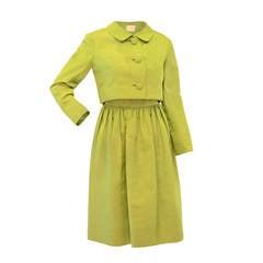 Christian Dior 2pc Dress Suit