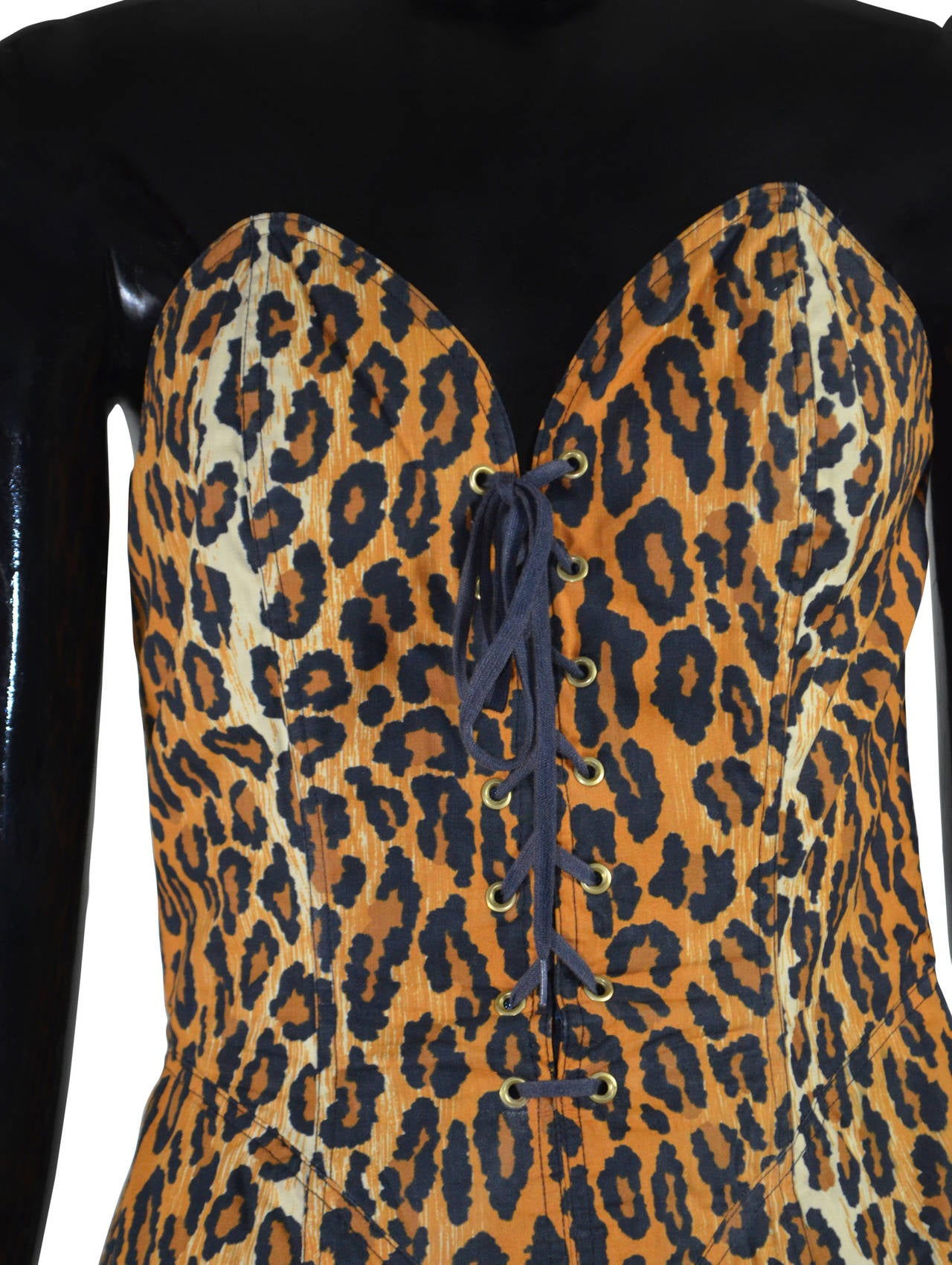 Women's 1989 Patrick Kelly Cocktail Dress For Sale