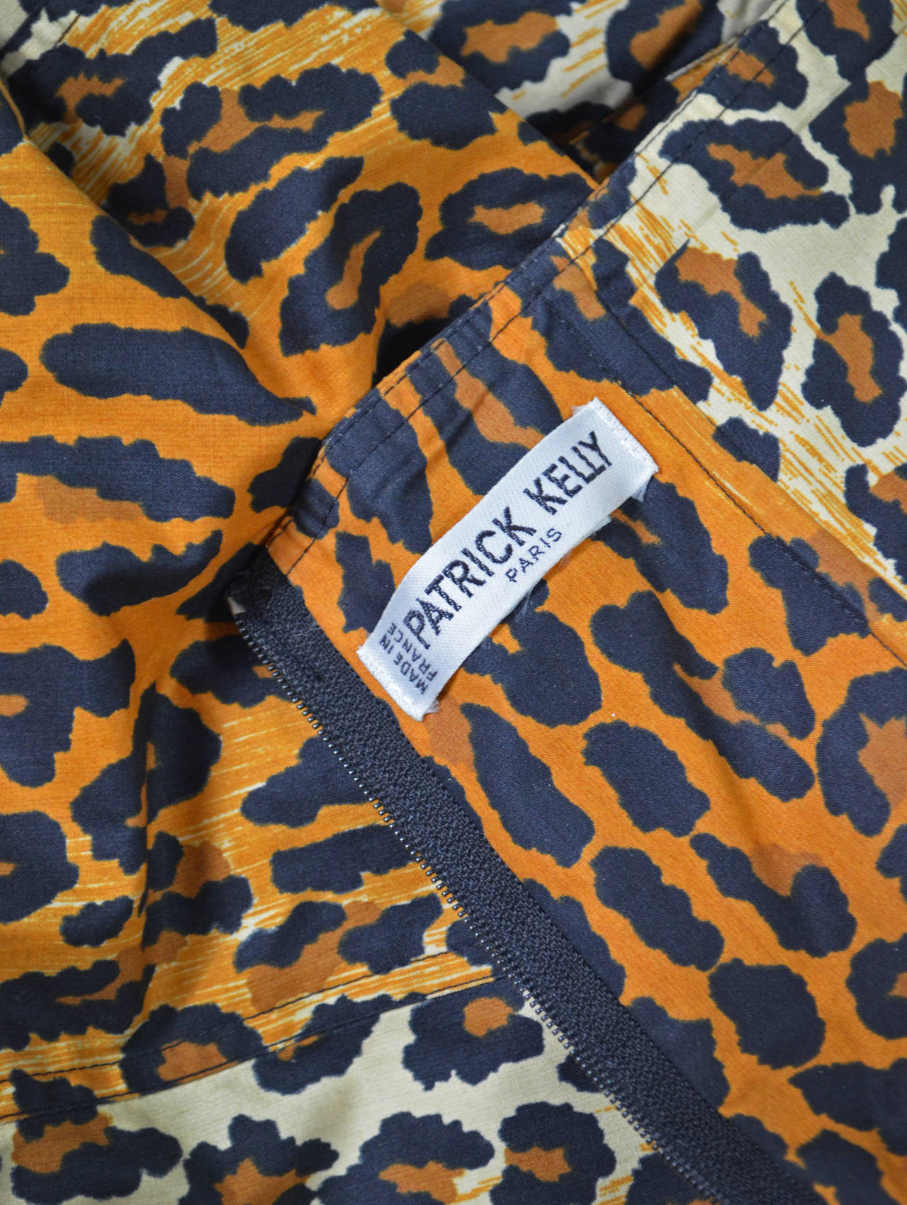 1989 Patrick Kelly Cocktail Dress For Sale 1