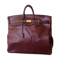 Hermes Birkin  Travel Bag