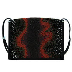 New ETRO FULLY BEADED CLUTCH BAG