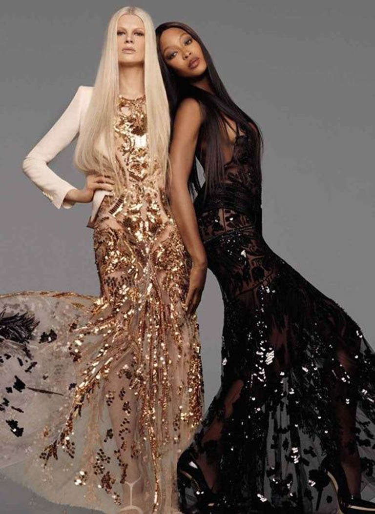 new roberto cavalli limited edition gold embroidered tulle gown at 1stdibs. Black Bedroom Furniture Sets. Home Design Ideas
