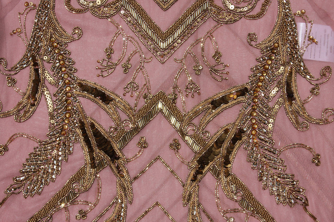 New EMILIO PUCCI Embellished Silk Dress 2