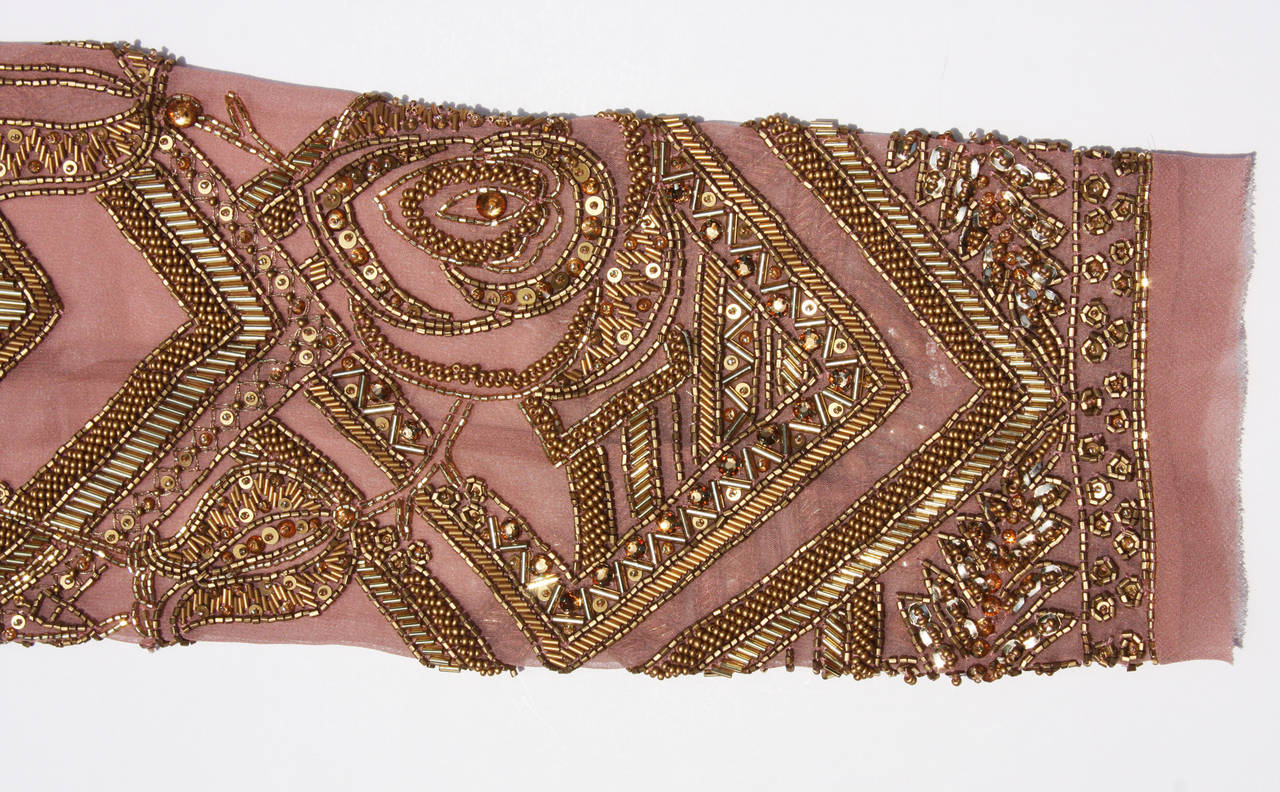 New EMILIO PUCCI Embellished Silk Dress 5