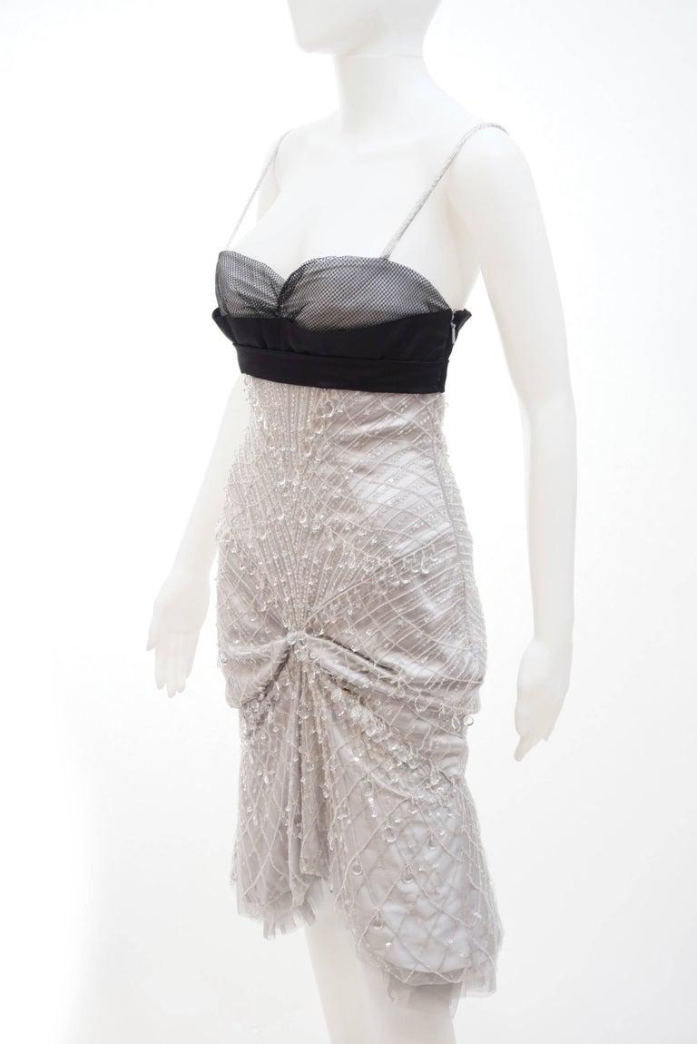 Women's Gucci Crystal embellished dress For Sale