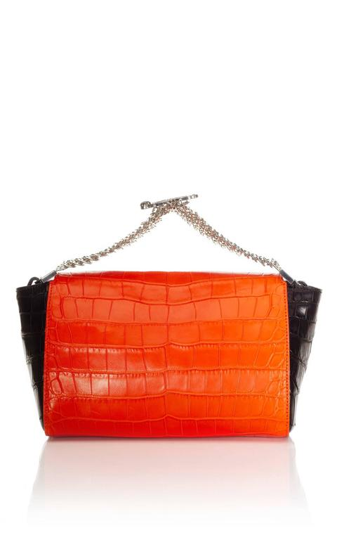 Versace crocodile clutch 2