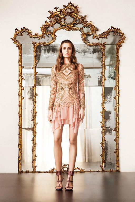 New EMILIO PUCCI Embellished Silk Dress 8