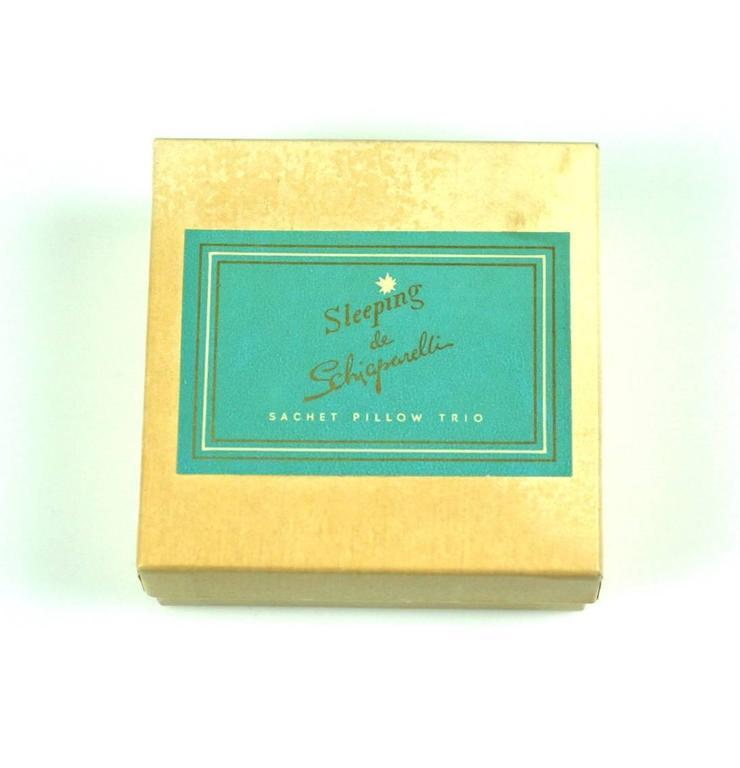"""Elsa Schiaparelli's """"Sleeping de Schiaparelli"""" Perfume Sachets 3"""
