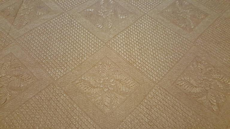 Luxurious Armani huge silk shawl in pristine condition.
