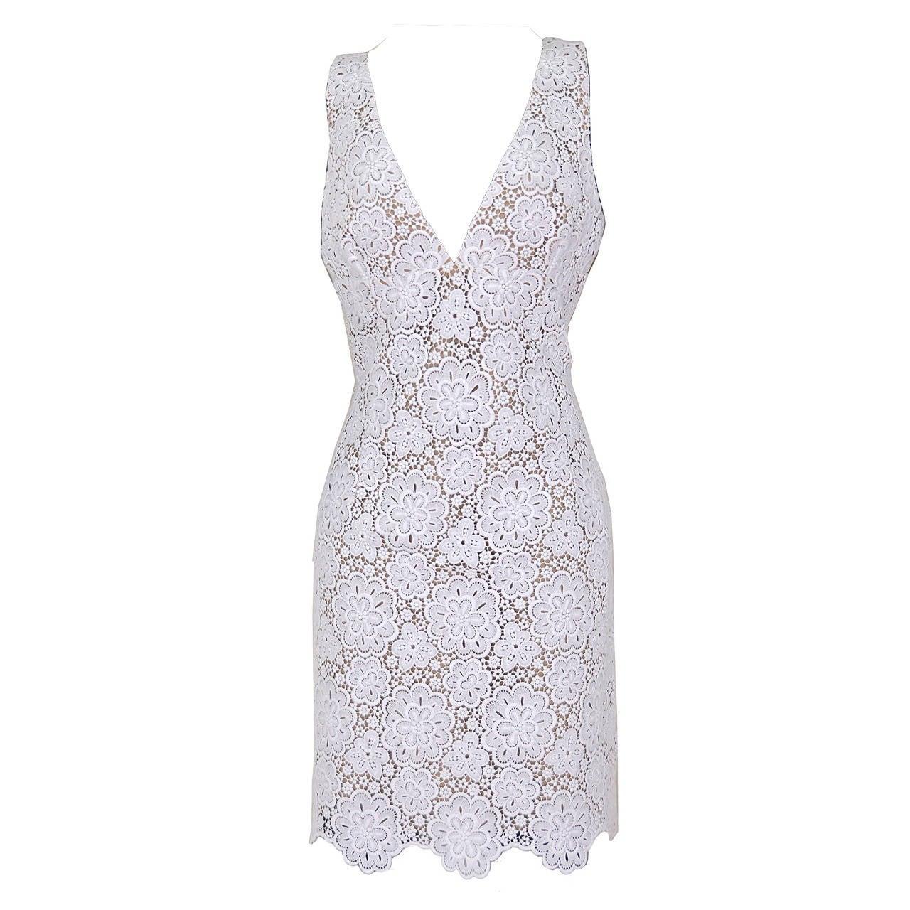 Beautiful Michael Kors Lace Dress For Sale