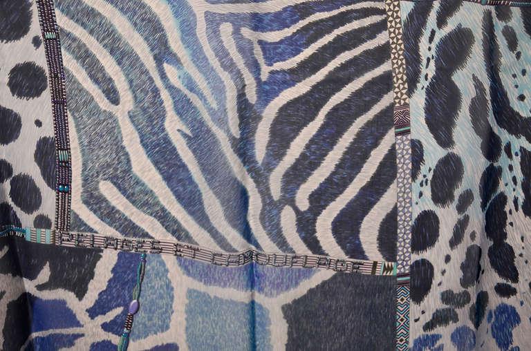 Gorgeous Hermes Cotton Shawl/Sarong 3