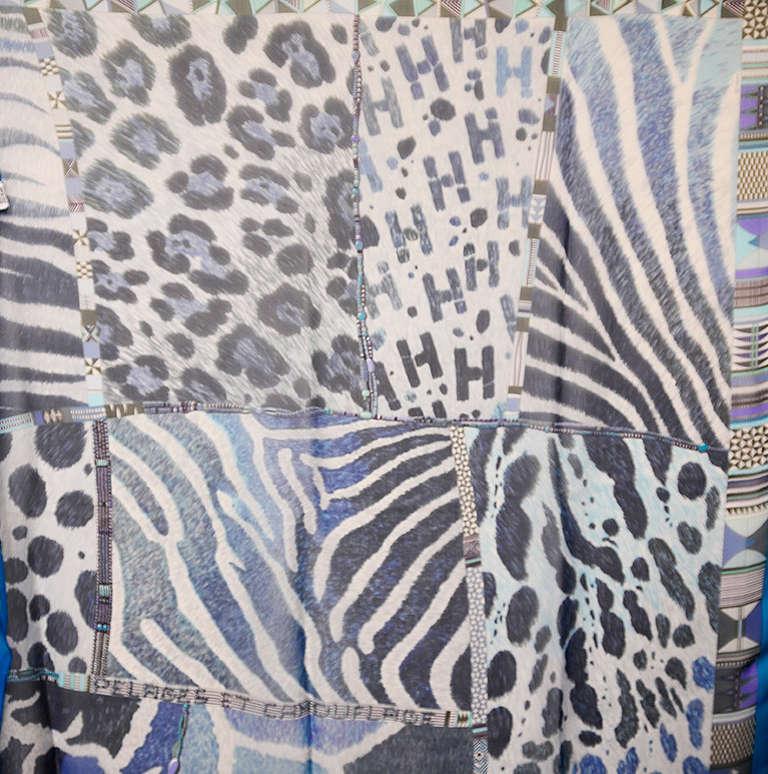 Gorgeous Hermes Cotton Shawl/Sarong 4
