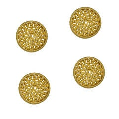 Iconic Medium Chanel Link Buttons