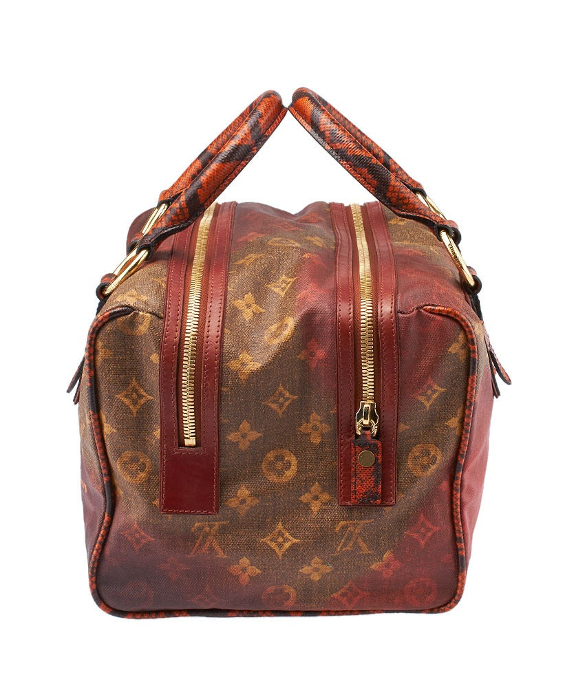 Sav On Bags >> Louis Vuitton Malletier S A V My Other Bag Ahoy Comics