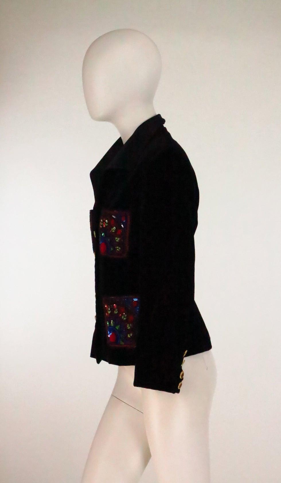 633b77ce044 https   www.1stdibs.com fashion clothing jackets 1940s-lilli-ann-grey ...
