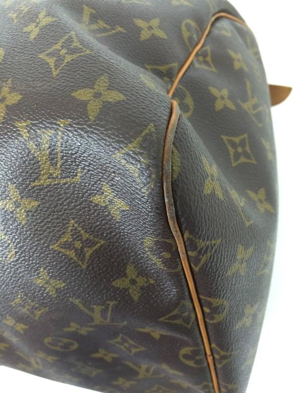 Louis Vuitton monogram canvas Keepall 55  For Sale 3