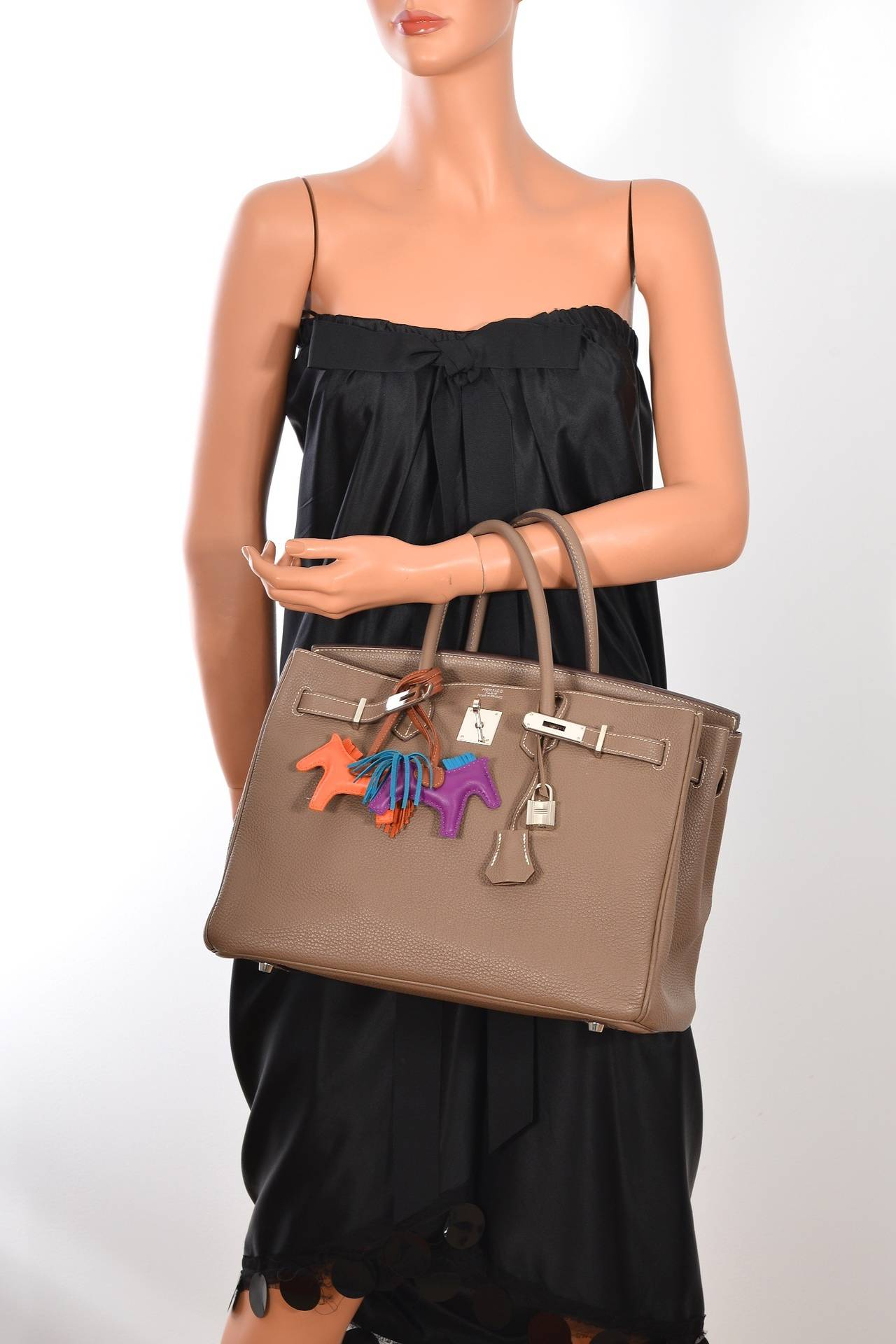 fake birkin bags for sale - Hermes Rose Sakura Kelly Pochette Cut Clutch Bag Swift Palladium