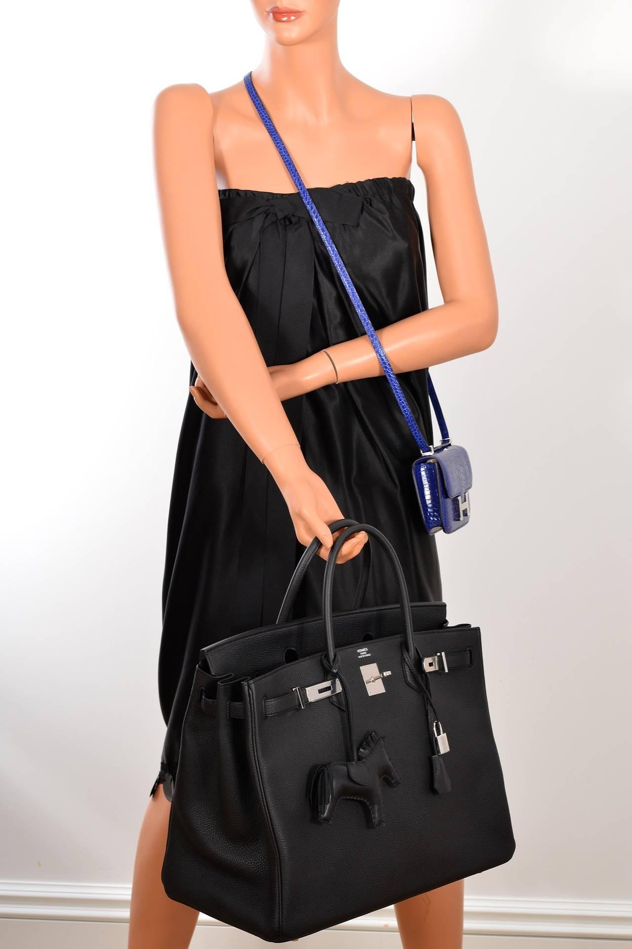Black Hermes Birkin Bag Hermes Birkin Bag Black 40