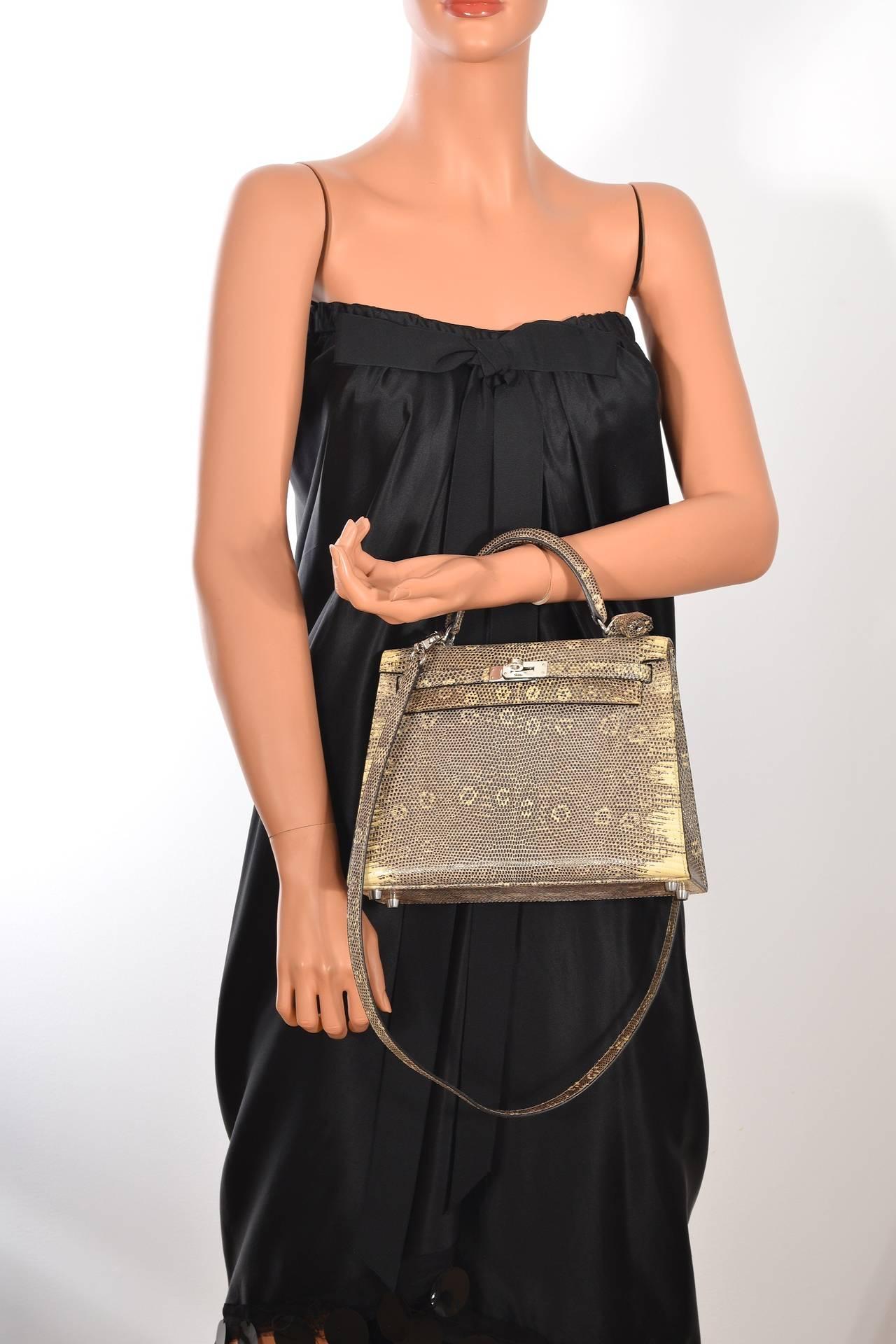 962c658651 ... birkin handbags replica - HERMES KELLY BAG 25cm OMBRE LIZARD FABULOSITY  JF FAVE JaneFinds at .