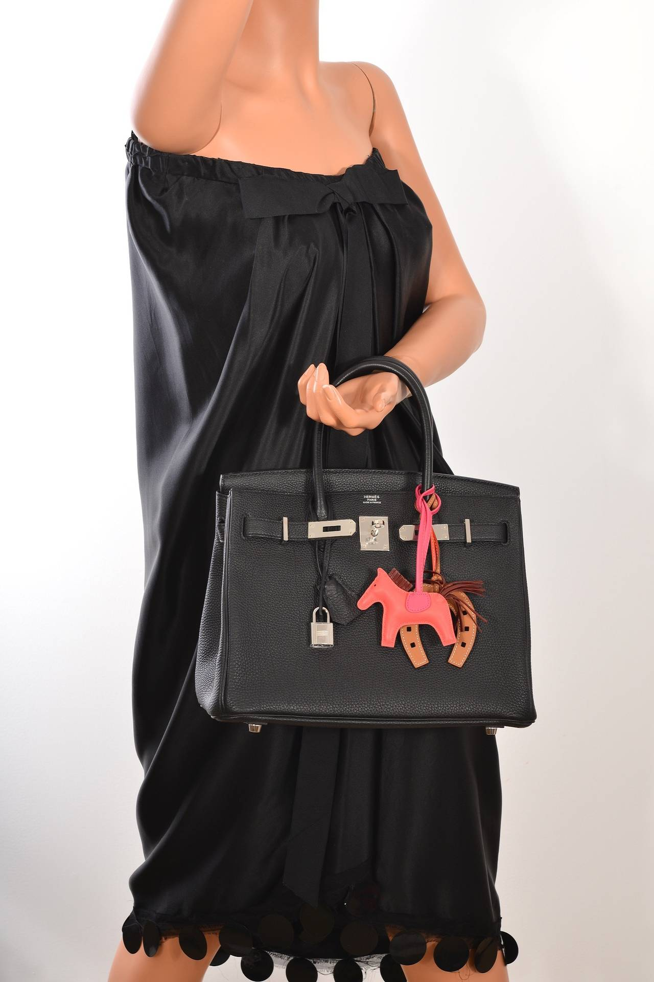 hermes replica bags for sale - HERMES KELLY BAG 28cm BLACK TOGO PALLADIUM HARDWARE JaneFinds at ...