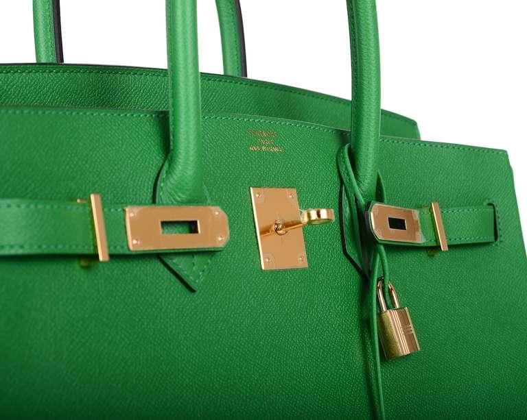 green birkin hermes bag