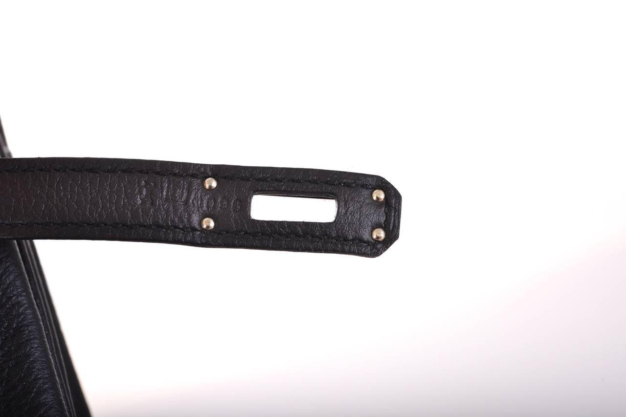 hermes birkin bag 25cm black togo palladium hardware