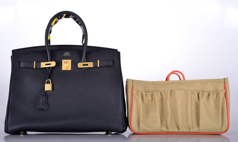 black hermes birkin bag