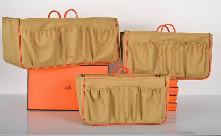 hermes birkin bags for sale - JANEFINDS BAGINIZER SZ SMALL FOR HERMES BIRKIN 30cm / KELLY 35cm ...
