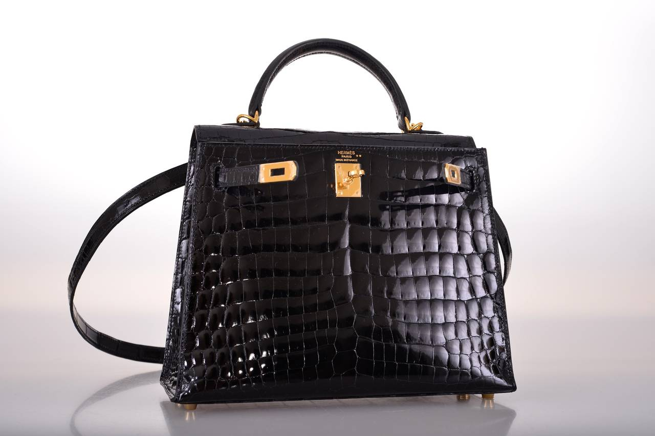 612c919ecd7 Hermes Black Crocodile Birkin Bag Price