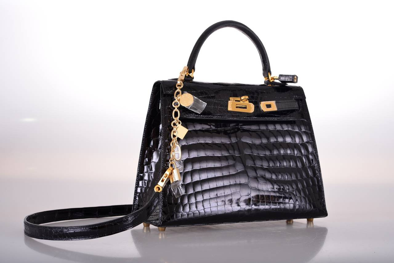 hermes alligator bag
