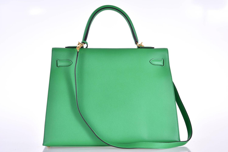 knock off green birkin bag
