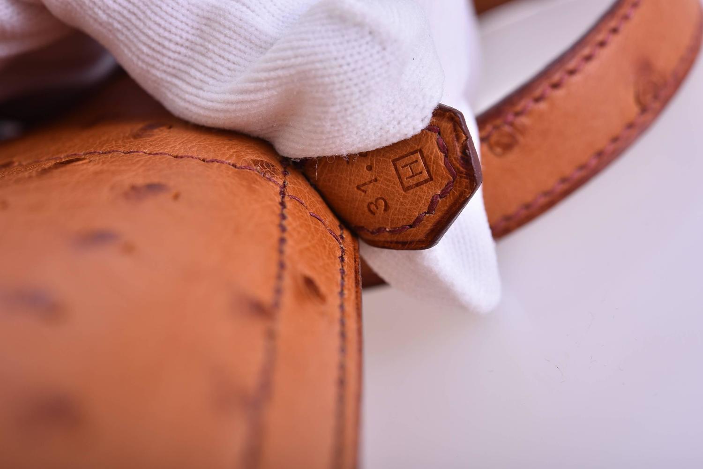 kelly purse - hermes azap gold