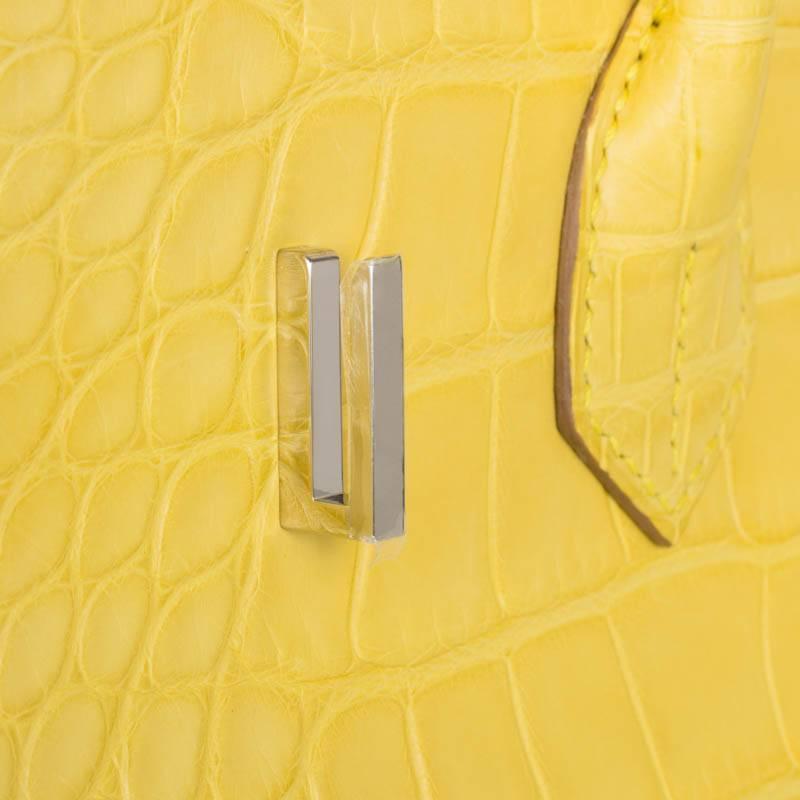 hermes beton matte alligator birkin 30cm palladium hardware