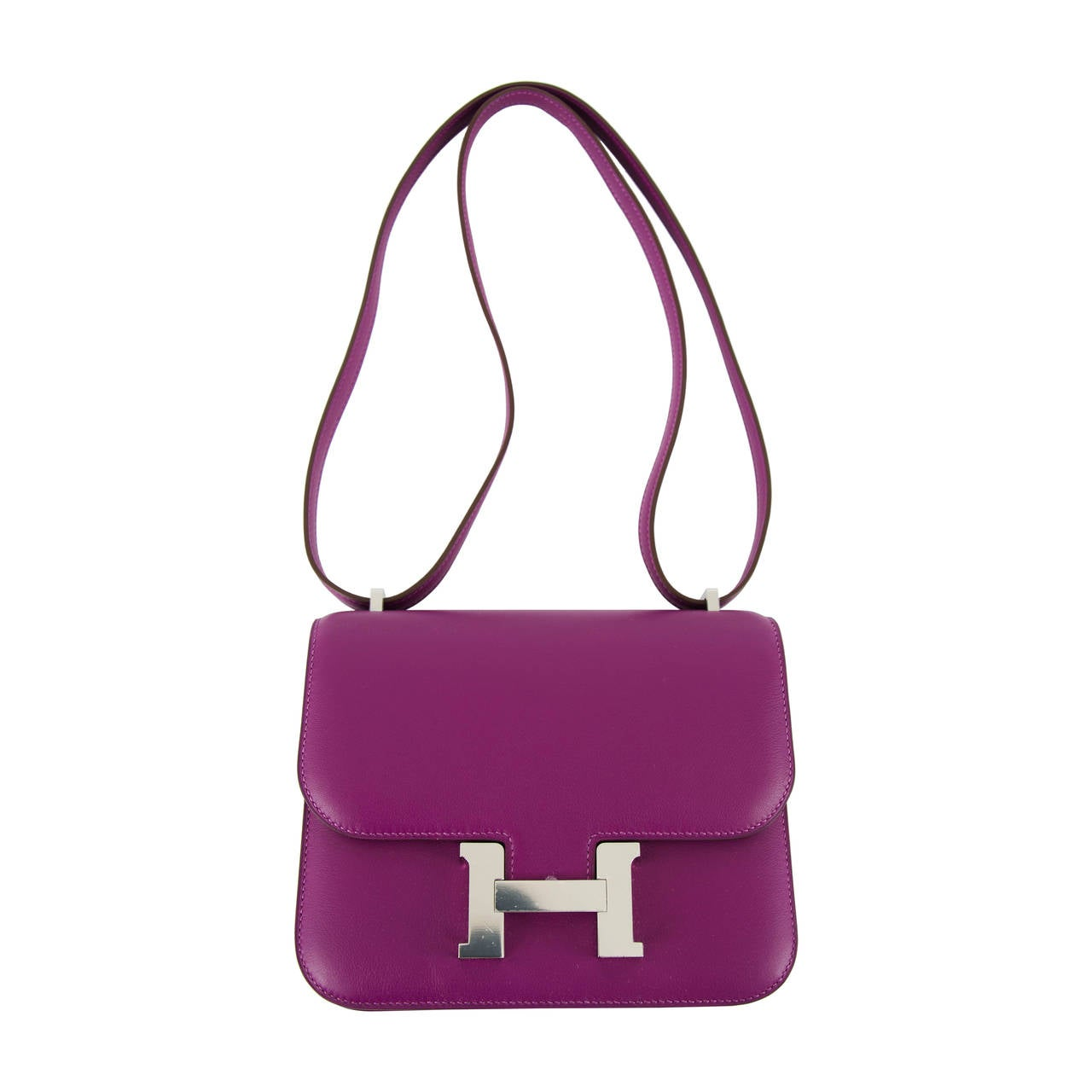 where to buy hermes birkin - NEW HERMES CONSTANCE Swift Anemone Palladium Hardware For Sale at ...
