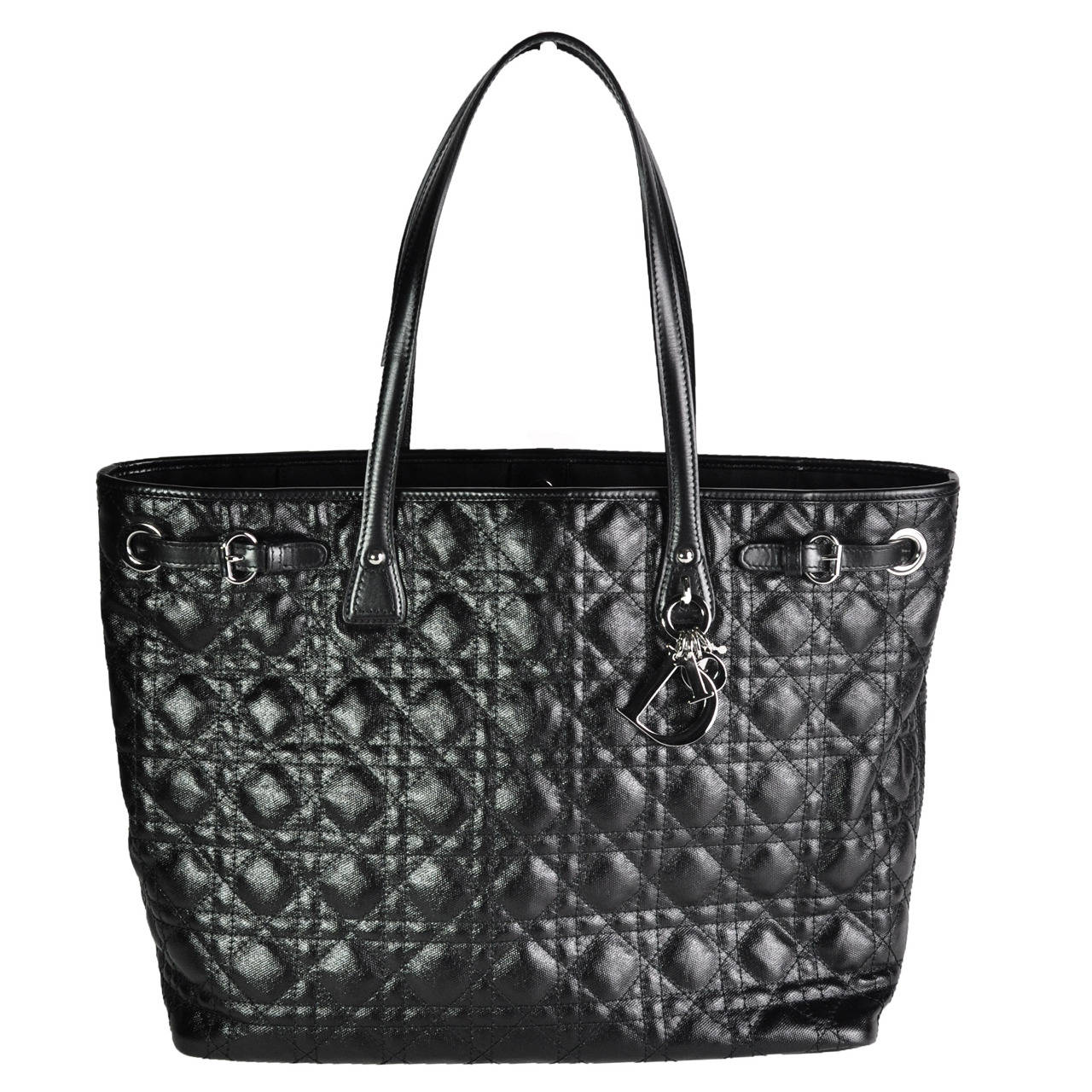 1e8f71862d3d5 Christian Dior Tote Bag Canvas   Stanford Center for Opportunity ...