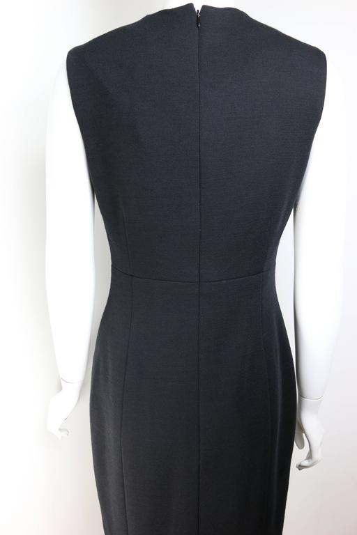 Women's Chanel Classic Black Dress For Sale
