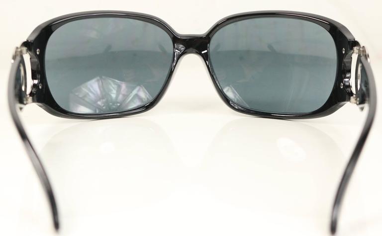 Chanel Black Frame