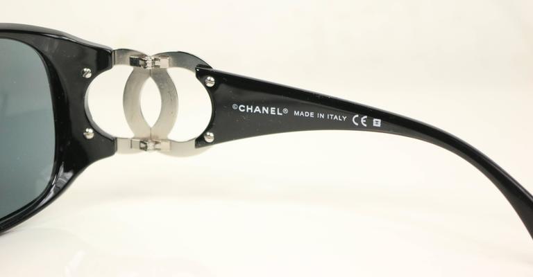 Men's Chanel Black Frame