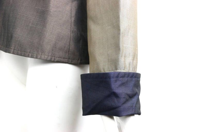 Christian Lacroix Colour Blocked Jacket For Sale 1