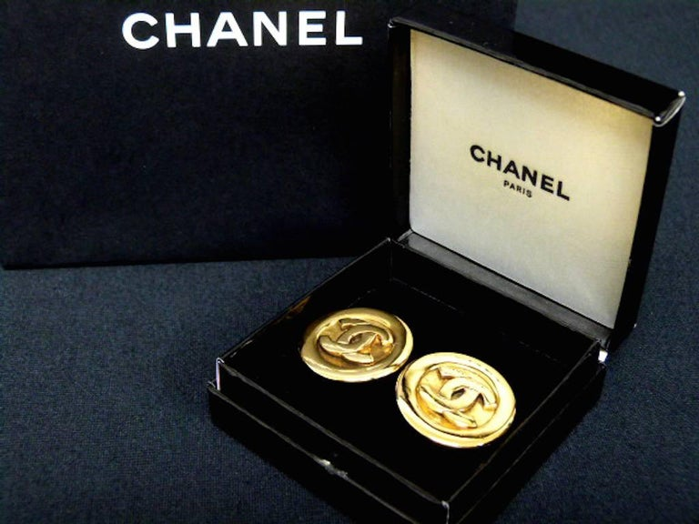 Chanel Classic Gold-Toned