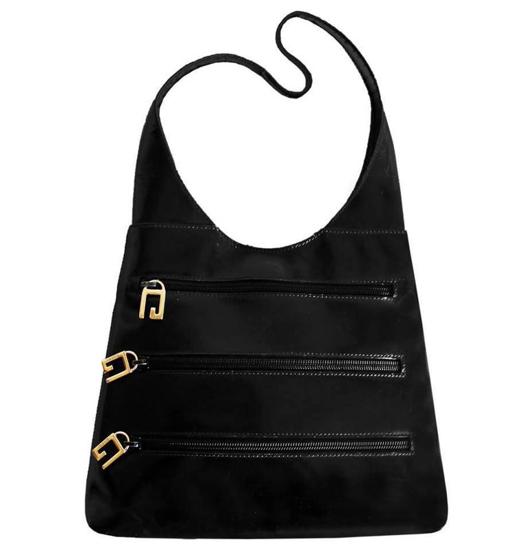 5551446137aa One Of Tom Ford s All Time It Bags  Ford For Gucci FW 1997 Black Patent