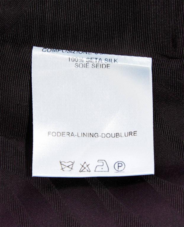 That Rare & Iconic Tom Ford Gucci FW 2002 Silk Kimono Jacket, Pants & Obi! 42 8